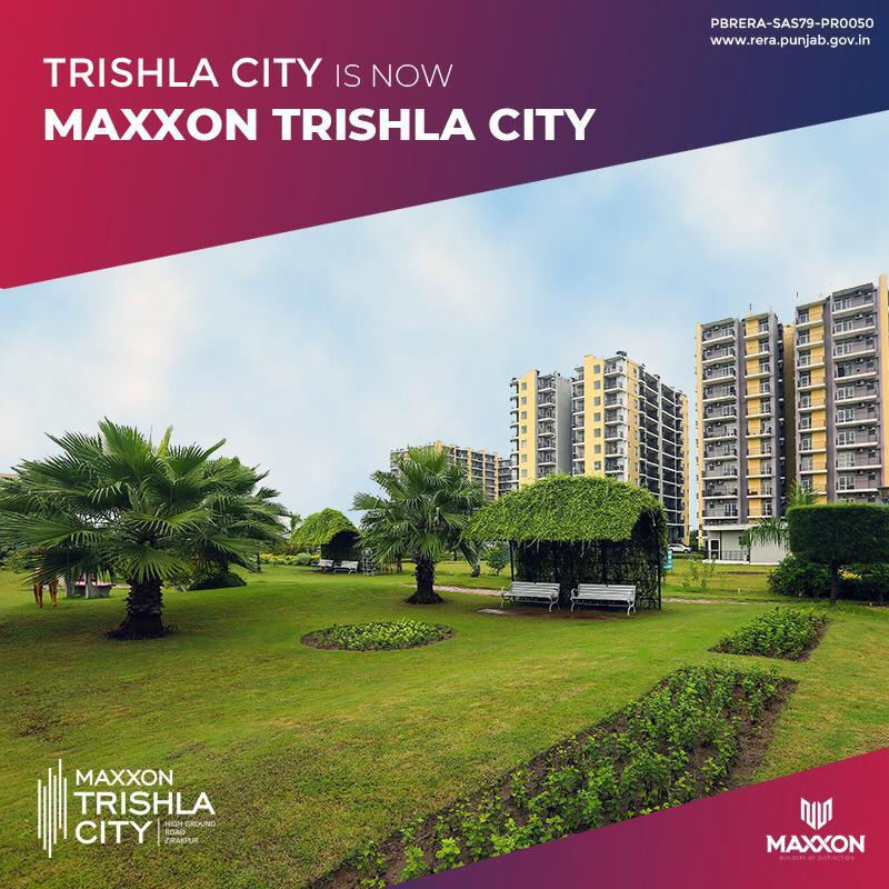 Trishla City - Flats in Zirakpur - Dewan Realtors - Best property dealer in Zirakpur