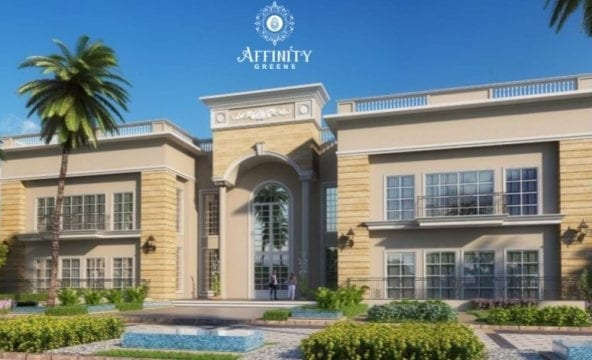 Affinity Greens - 2 BHK, 3 BHK and 4 BHK luxury flats in Zirakpur on Airport Road. Marketed by Dewan Realtors