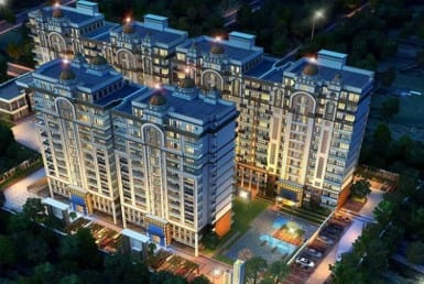 Exotic Grandeur - Luxury flats in Zirakpur, Chandigarh on NH-22. Marketed by Dewan Realtors