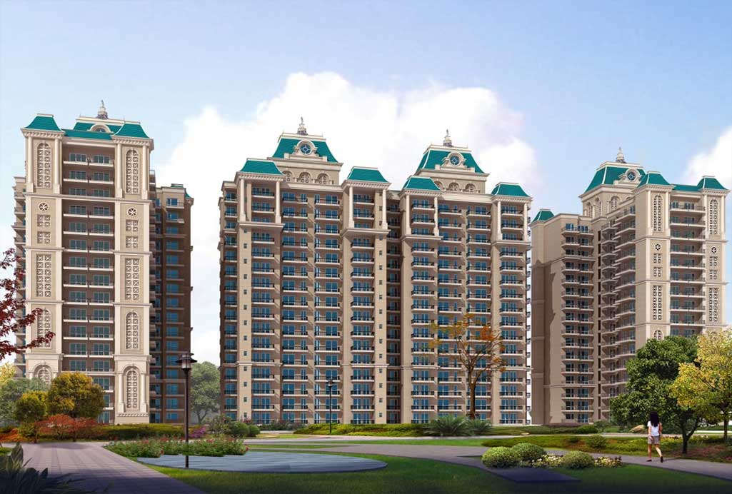 La Parisian - Luxury Flats in Mohali. Best Homes in Chandigarh. Flats near Chandigarh Internatioanl Airport