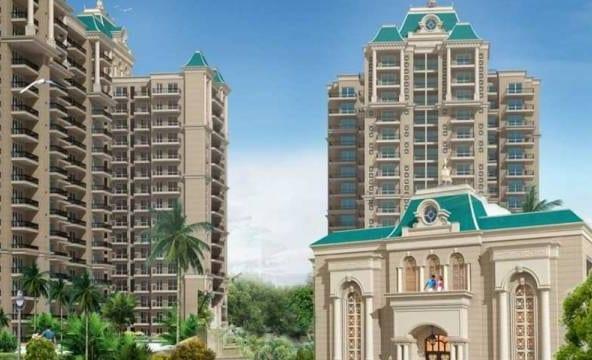 La Parisian - Luxury Flats in Mohali. Best Homes in Chandigarh. Flats near Chandigarh Internatioanl Airport