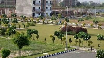 Royale Garden Premium - Plots and Villa in Zirakpur - Dewan Realtors