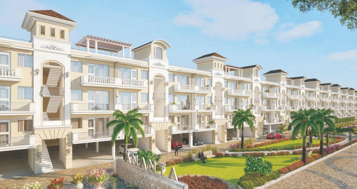 Ananta Lifestyle - flats in Zirapur, 3 BHK in Zirakpur - Dewan realtors
