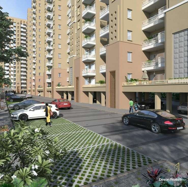 Escon Primera- Flats in Zirakpur - Dewan Realtors - Best property dealer in Zirakpur