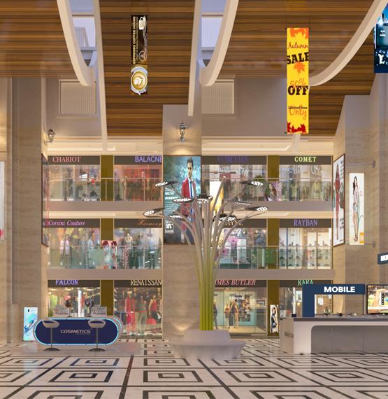 Maxxon Celebrations - Commercial in Zirakpur - Dewan Realtors - Best property dealer in Zirakpur