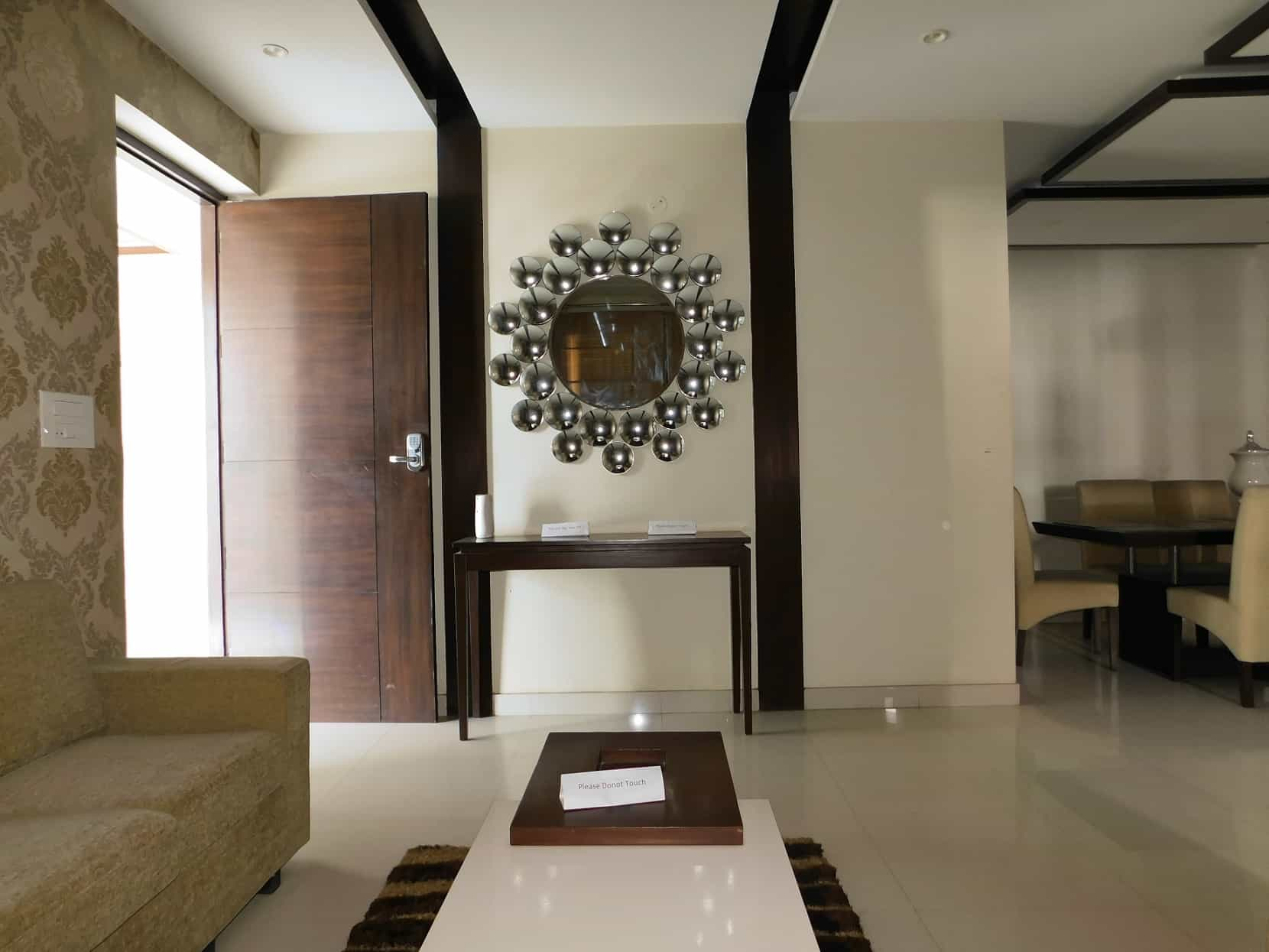 Ubber Palm Heights - Flats in Derabassi - Dewan Realtors