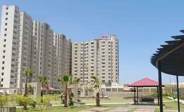 SBP Housing Park - 1BHK, 2 BHK, 3 BHK apartments in Derabassi - Dewan realtors