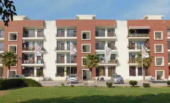 Ubber Palm Heights - Flats in Derabassi - Dewan Realtors