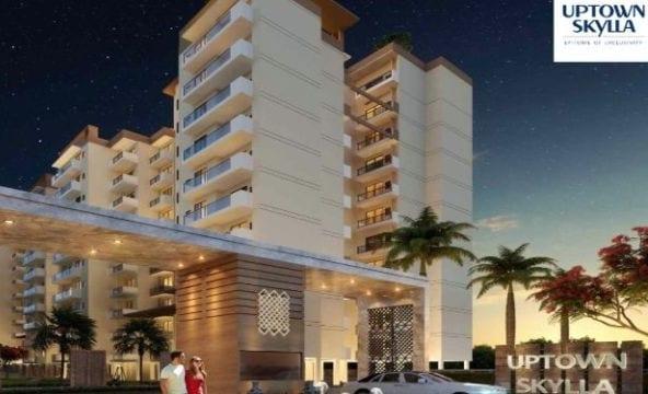 Uptown Skylla, Zirakpur - Luxury flats in Zirakpur - Dewan Realtors
